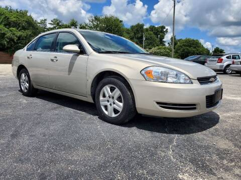 2008 Chevrolet Impala for sale at Ron's Used Cars in Sumter SC