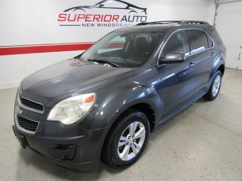 2011 Chevrolet Equinox for sale at Superior Auto Sales in New Windsor NY