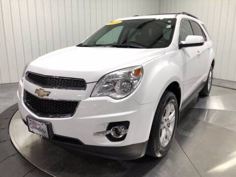 2014 Chevrolet Equinox for sale at HILAND TOYOTA in Moline IL