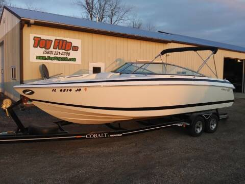 2003 Cobalt 262 BR for sale at Toy Flip LLC in Cascade IA