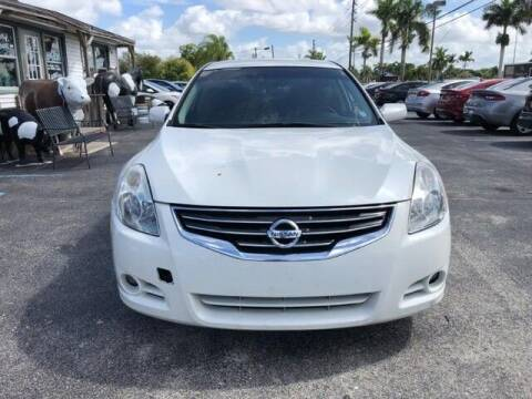 2012 Nissan Altima for sale at Denny's Auto Sales in Fort Myers FL