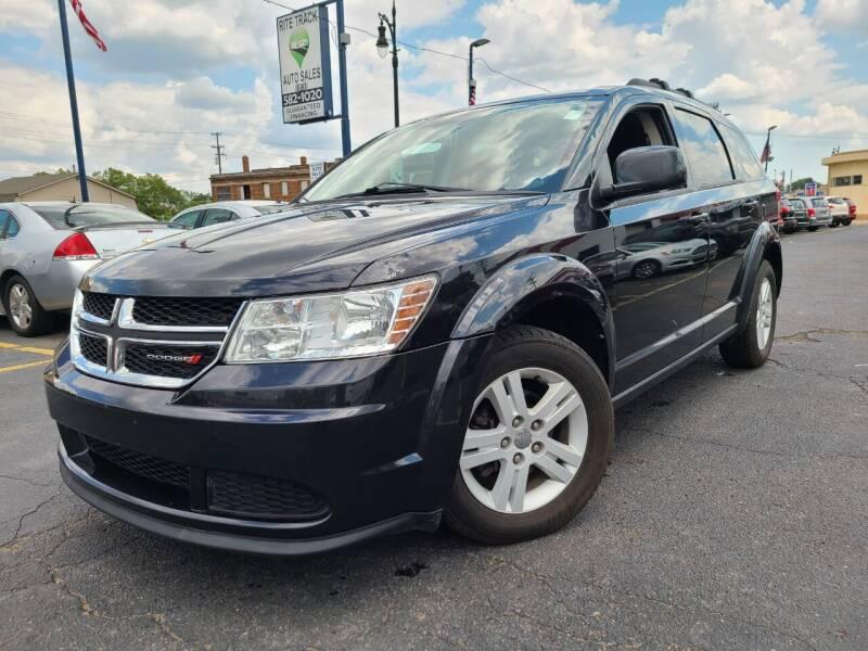 2012 Dodge Journey for sale at Rite Track Auto Sales in Detroit MI
