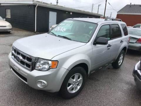 2010 Ford Escape for sale at 4th Street Auto in Louisville KY
