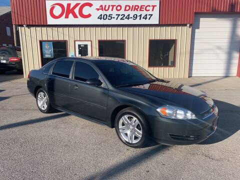 2014 Chevrolet Impala Limited for sale at OKC Auto Direct, LLC in Oklahoma City OK