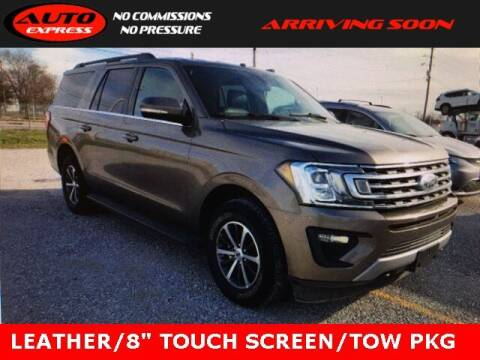 2019 Ford Expedition MAX for sale at Auto Express in Lafayette IN