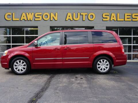 2010 Chrysler Town and Country for sale at Clawson Auto Sales in Clawson MI
