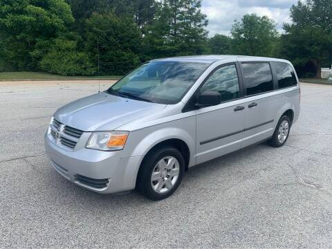 2008 Dodge Grand Caravan for sale at Two Brothers Auto Sales in Loganville GA