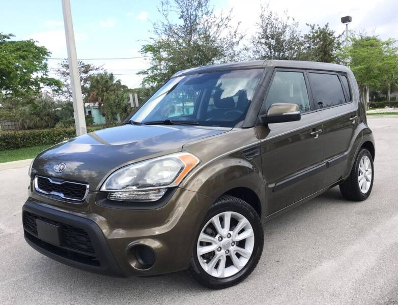 2012 Kia Soul for sale at FIRST FLORIDA MOTOR SPORTS in Pompano Beach FL