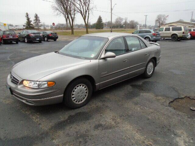 1997 Buick Regal for sale at SWENSON MOTORS in Gaylord MN