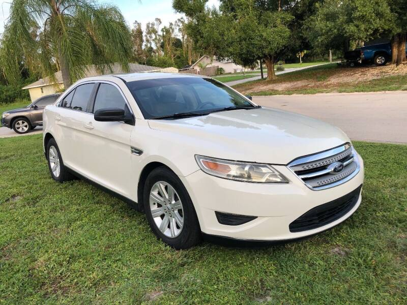 2010 Ford Taurus for sale at Internet Motorcars LLC in Fort Myers FL
