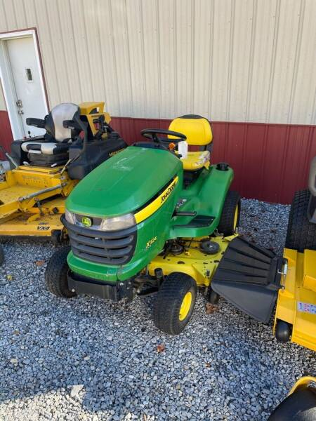 """JohnDeere X32454""""W/870Hrs for sale at Ben's Lawn Service and Trailer Sales in Benton IL"""