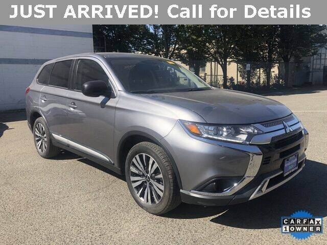 2019 Mitsubishi Outlander for sale at Honda of Seattle in Seattle WA