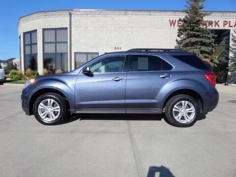 2013 Chevrolet Equinox for sale at Elite Motors in Fargo ND