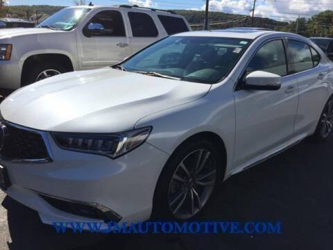 2020 Acura TLX for sale at J & M Automotive in Naugatuck CT