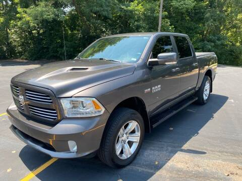 2014 RAM Ram Pickup 1500 for sale at Sansone Cars in Lake Saint Louis MO