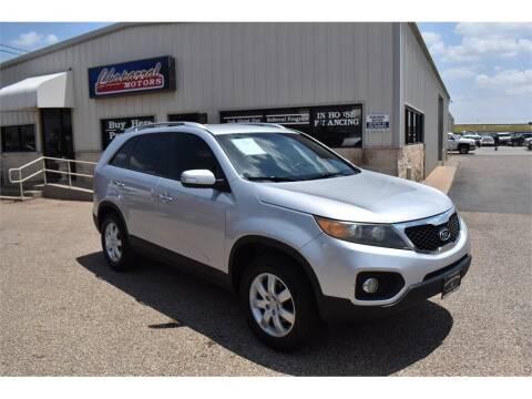 2011 Kia Sorento for sale at Chaparral Motors in Lubbock TX