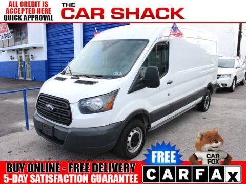 2018 Ford Transit Cargo for sale at The Car Shack in Hialeah FL