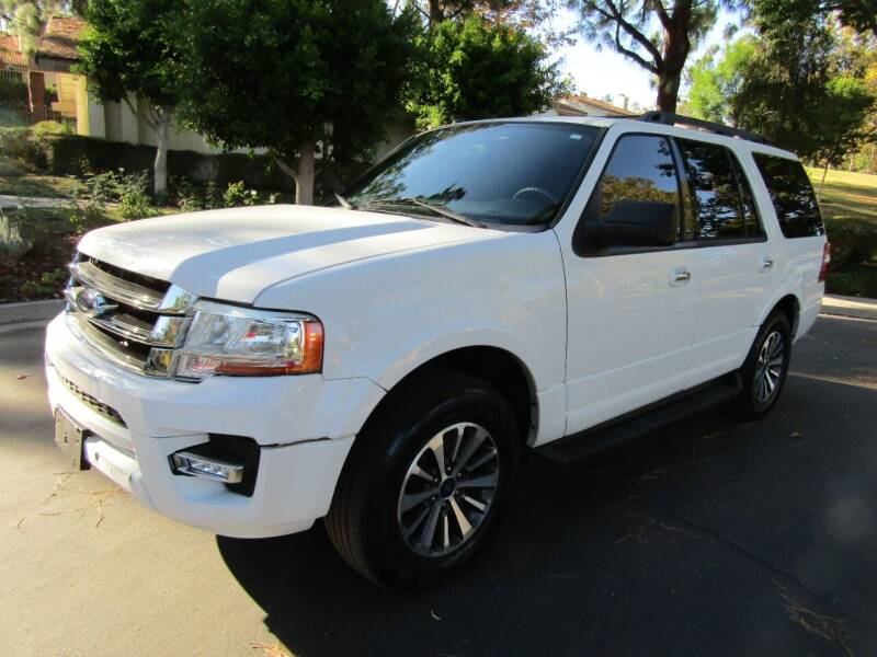 2017 Ford Expedition for sale at E MOTORCARS in Fullerton CA