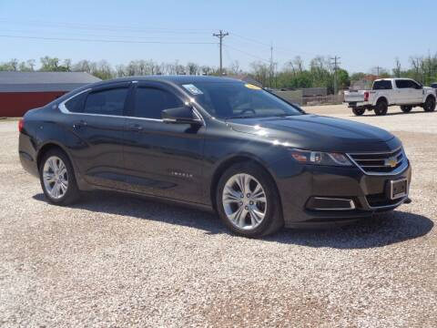 2014 Chevrolet Impala for sale at Burkholder Truck Sales LLC (Versailles) in Versailles MO