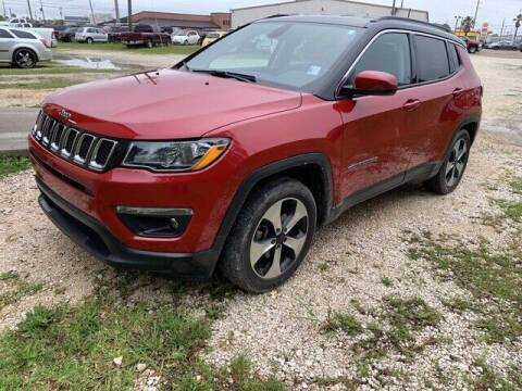2018 Jeep Compass for sale at CROWN  DODGE CHRYSLER JEEP RAM FIAT in Pascagoula MS