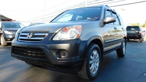 2005 Honda CR-V for sale at Action Automotive Service LLC in Hudson NY