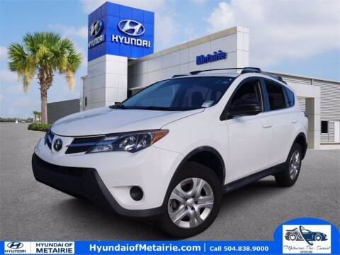 2013 Toyota RAV4 for sale at Metairie Preowned Superstore in Metairie LA