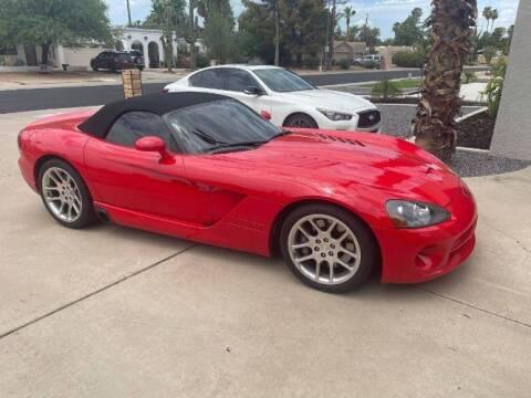 2003 Dodge Viper for sale at Classic Car Deals in Cadillac MI