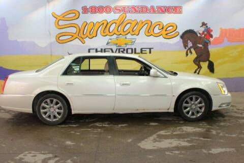 2008 Cadillac DTS for sale at Sundance Chevrolet in Grand Ledge MI