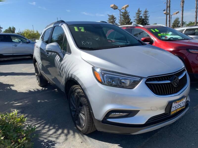 2017 Buick Encore for sale at Contra Costa Auto Sales in Oakley CA