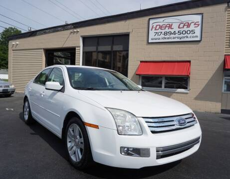 2007 Ford Fusion for sale at I-Deal Cars LLC in York PA