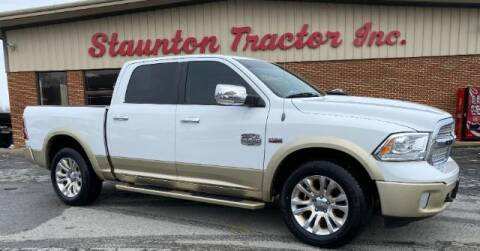 2013 RAM Ram Pickup 1500 for sale at STAUNTON TRACTOR INC in Staunton VA