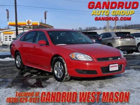 2011 Chevrolet Impala for sale at GANDRUD CHEVROLET in Green Bay WI