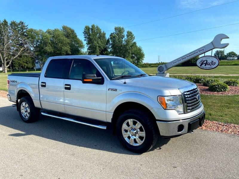 2010 Ford F-150 for sale at TML AUTO LLC in Appleton WI