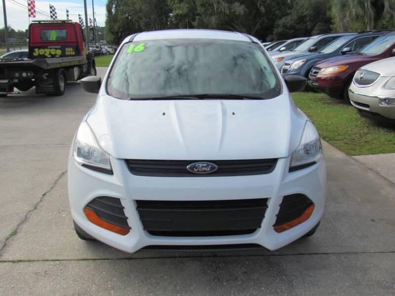 2016 Ford Escape S 4dr SUV - Lakeland FL