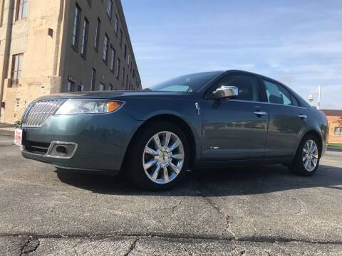 2011 Lincoln MKZ Hybrid for sale at Budget Auto Sales Inc. in Sheboygan WI