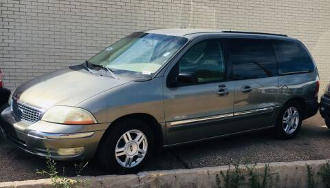 2003 Ford Windstar for sale at First Class Motors in Greeley CO