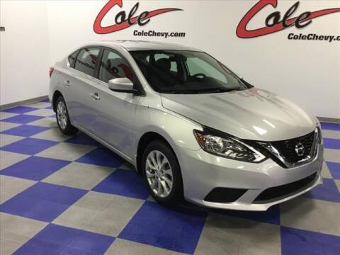 2019 Nissan Sentra for sale at Cole Chevy Pre-Owned in Bluefield WV