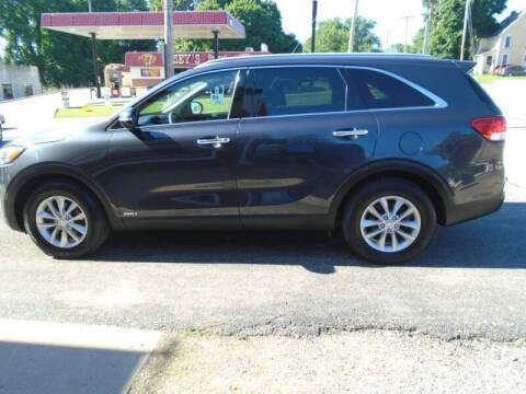 2016 Kia Sorento for sale at Nelson Auto Sales in Toulon IL