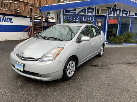 2008 Toyota Prius for sale at Car World Inc in Arlington VA