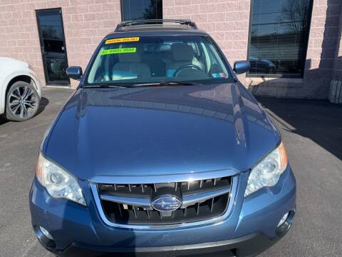 2008 Subaru Outback for sale at 924 Auto Corp in Sheppton PA