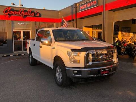 2016 Ford F-150 for sale at Goodfella's  Motor Company in Tacoma WA