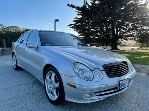 2004 Mercedes-Benz E-Class for sale at Dodi Auto Sales in Monterey CA
