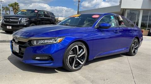2019 Honda Accord for sale at SoCal Auto Experts in Culver City CA