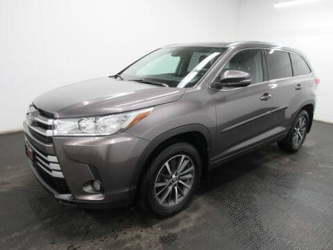 2018 Toyota Highlander for sale at Automotive Connection in Fairfield OH