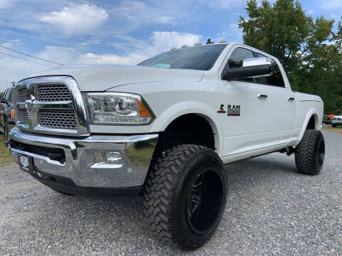 2017 RAM Ram Pickup 2500 for sale at Priority One Auto Sales - Priority One Diesel Source in Stokesdale NC