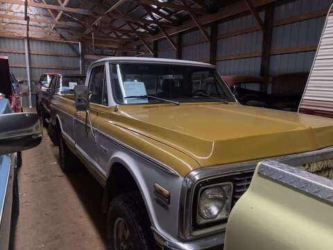 1971 Chevrolet C/K 20 Series for sale at B & B Auto Sales in Brookings SD