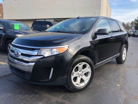 2014 Ford Edge for sale at Sedo Automotive in Davison MI