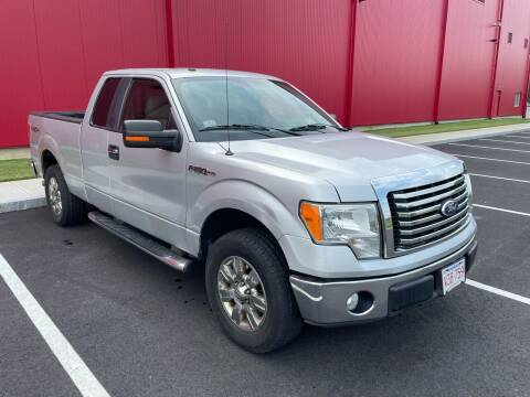 2010 Ford F-150 for sale at COLLEGE MOTORS Inc in Bridgewater MA