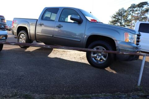 2013 GMC Sierra 1500 for sale at Tommy Rice Motors in Byram MS