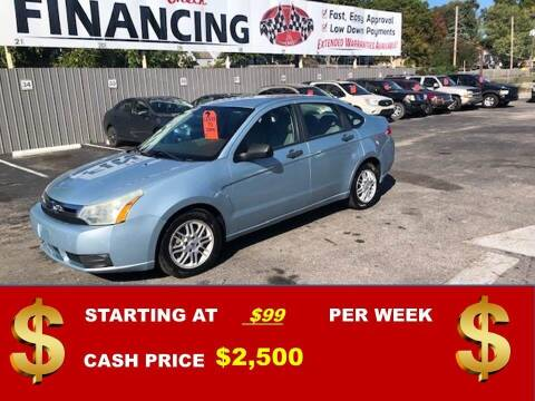 2009 Ford Focus for sale at Auto Mart USA in Kansas City MO